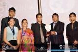 CIS emerge winners of SLMUN