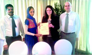 EBIZ WAS AWARDED AGENTSHIP IN SRI LANKA BY RTU