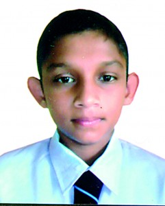 Dillon Amarasinghe (captain)