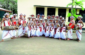 "College ""Wes Natum"" Troupe"