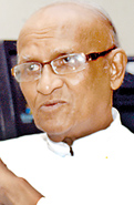 Samata Sarana's Executive Director Fr. Leo Perera