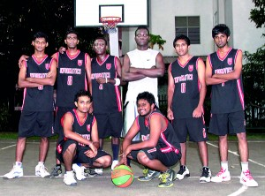 IIT basketball team