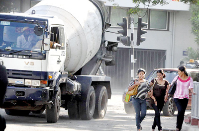 traffic congestion in sri lanka