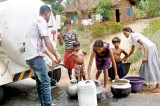 Relief for drought-hit families