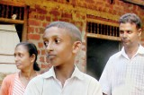 Parents handicapped, son makes  it to the top with 186 marks