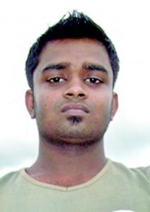 Madushka Karunanayake, the vice captain of GRFC
