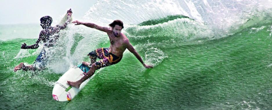 Top surfer Villaran surprised by Sri Lankan talent