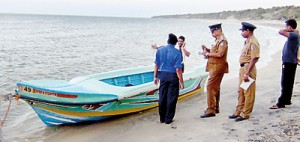 The ill fated boat: Meant for 8, but had 18 on board when the tragedy occurred