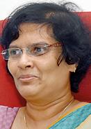 Mental Health Director Dr. Rasanjalee Hettiarachchi