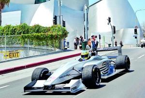 Forumla E Racing Series