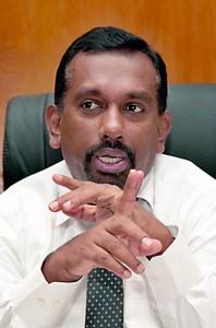 Minister of Sports, Mahindananda Aluthgamage