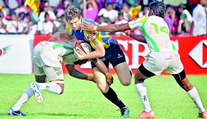 For Sri Lankan Rugby the mission is to be among the best in Asia