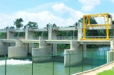 Access Engineering completes  construction of gated Salinity Barrier