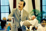 Fun-filled lunch at 'Faulty Towers'