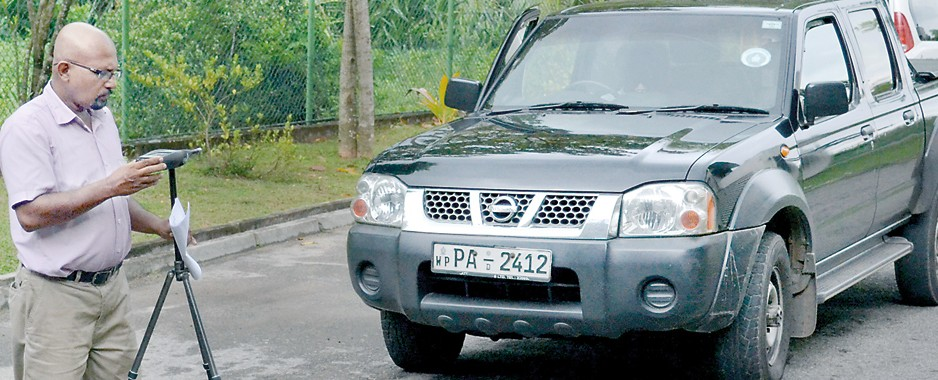Officials sound out  warning to 'noisy' vehicles