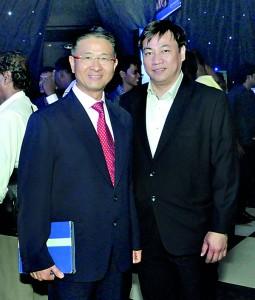 Directors from Sennheiser Asia