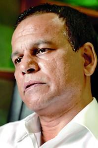 Dr. Dulip Perera. Pic by M. A. Pushpakumara
