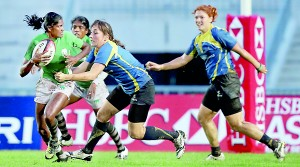 Sri Lanka Womens rugby