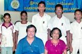 Carrom: Lankan contingent off to India
