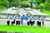 Commonwealth baton arrives in Sri Lanka