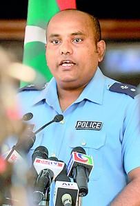MALDIVES-VOTE
