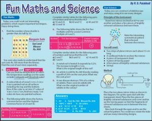 Fun-maths