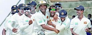 Sri Lanka celebrate (Musings)