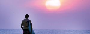 Sunset at Arugam Bay