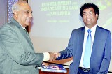 Book launch- Entertainment and Broadcasting Law for Sri Lanka