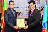 Fiji Island appoints Parakrama as the Hony. Consul in Sri Lanka