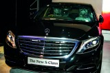 DIMO introduces most intelligent Mercedes-Benz S-Class