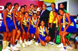 Army lasses crown themselves in netball glory