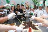 Dickwella Resort welcomes festive season with cake ceremony