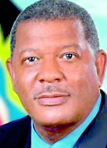 Antigua and Barbuda Baldwin Spencer
