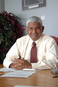 Ceylinco Life's Managing Director&CEO R. Renganathan