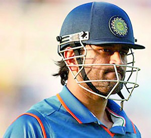 MS Dhoni among the front runners