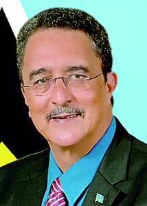 Saint Lucia Kenny Anthony