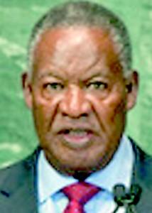 Zambia Michael Chilufya Sata