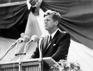 JFK: President for a thousand days, he was cautious in decision making