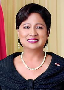 trinidad Kamla Persad-Bissessar