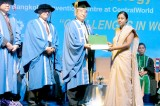 Colombo Uni wins Intl award for groundbreaking research