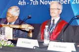 Live telecast of robotic surgery a first at  joint sessions of UK-Lanka urologists