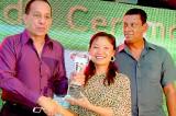 Sashikumar and Qin Ami bag SriLankan Golf Classic titles