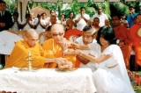 Land donated to build Intl. Buddhist cultural centre