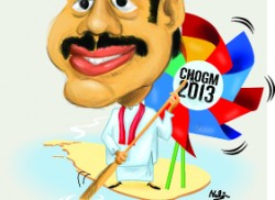 Mixed welcome for CHOGM