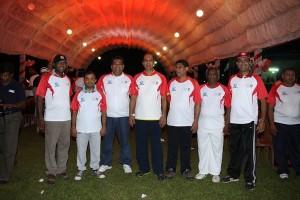 CA Sri Lanka Council team