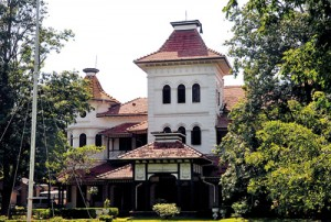 College House: Once Regina Walauwe, the property of T.H. A. de Soysa