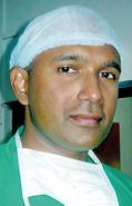 Dr. Ubesinghe