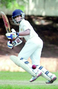 Ananda's Nisal Fransisco top scored with an elegant 73 vs Wesley