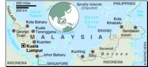 MAP: Malaysia